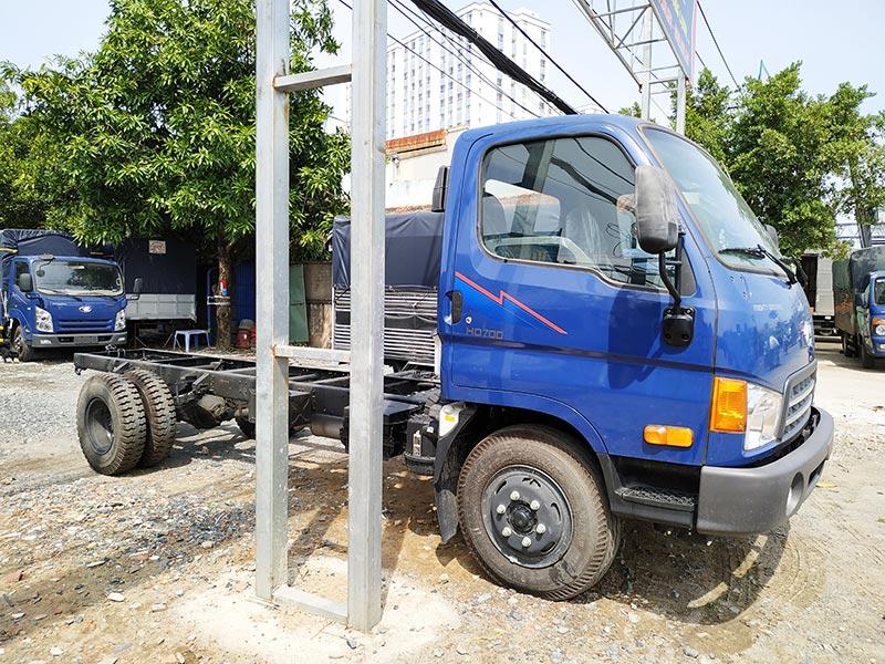 Xe tải Hyundai 7 tấn HD700