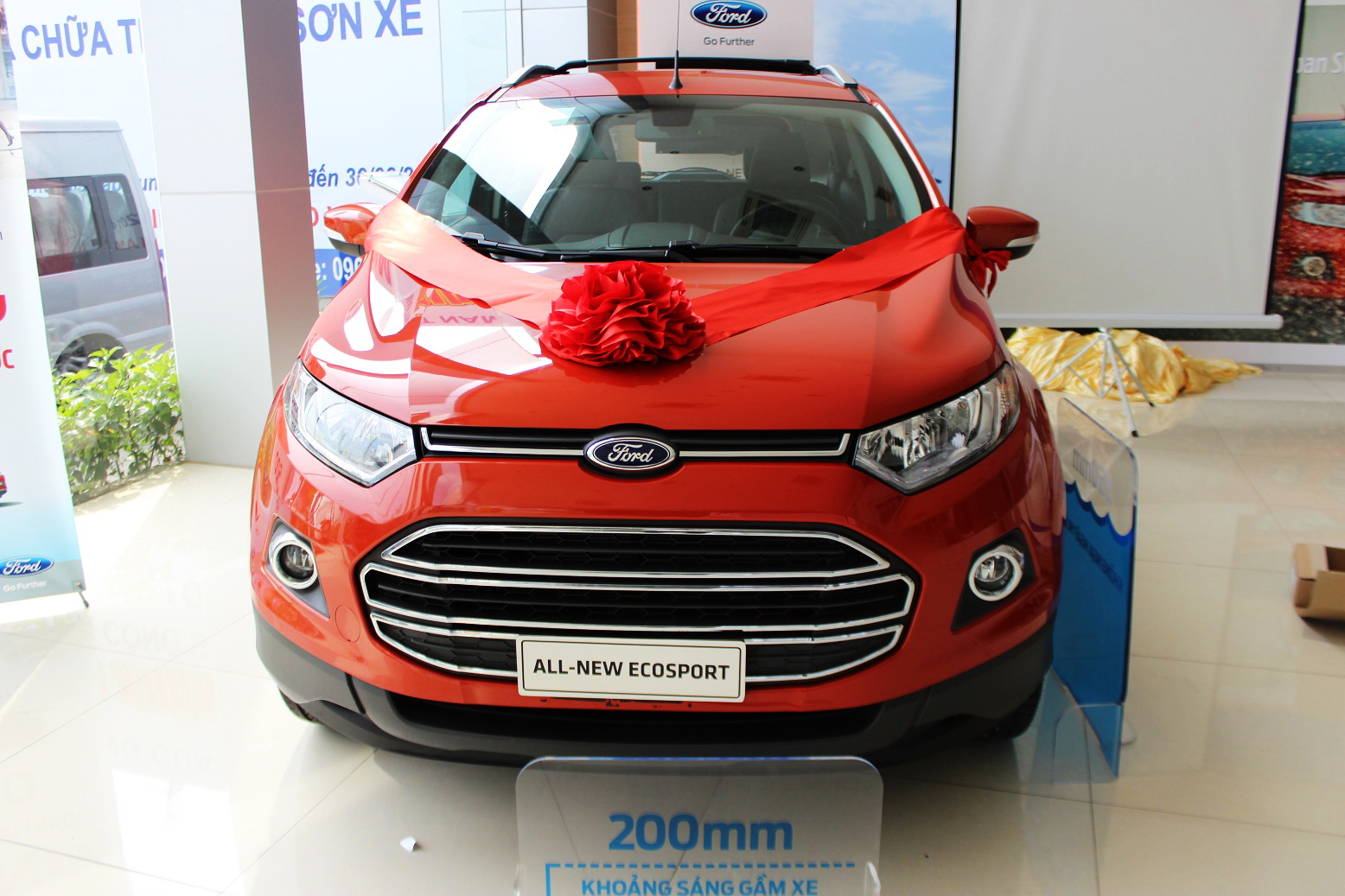All-New EcoSport Specs Data